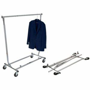 Collapsible Folding Garment Rack Rentals