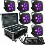 Wireless 6 LED Package