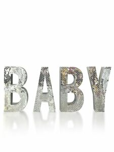 Baby Table • Mosaic Mirror