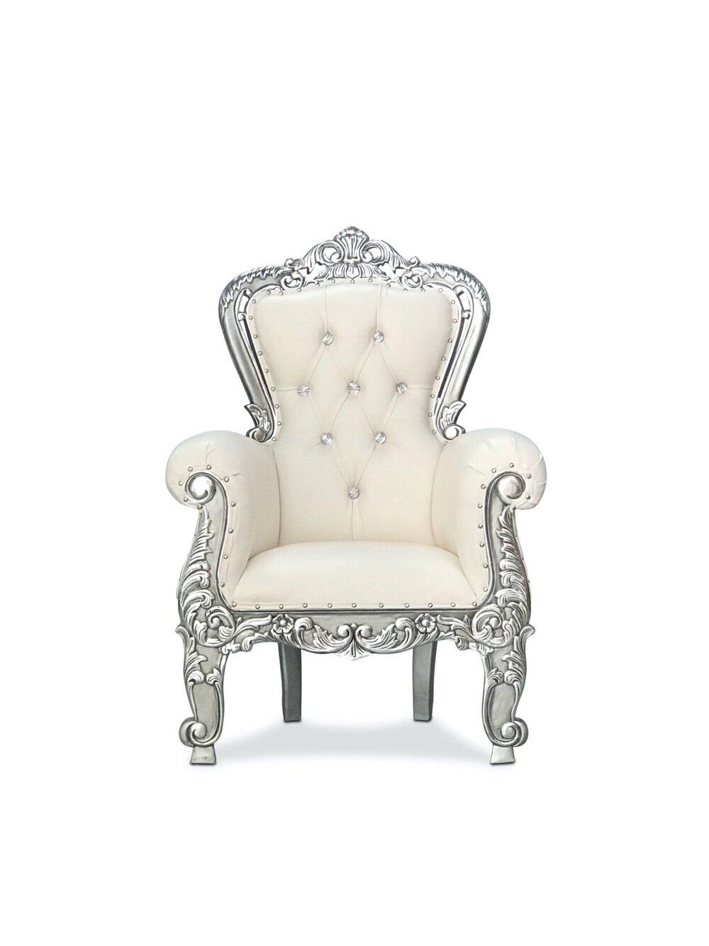 Kids Throne Chair Rentals