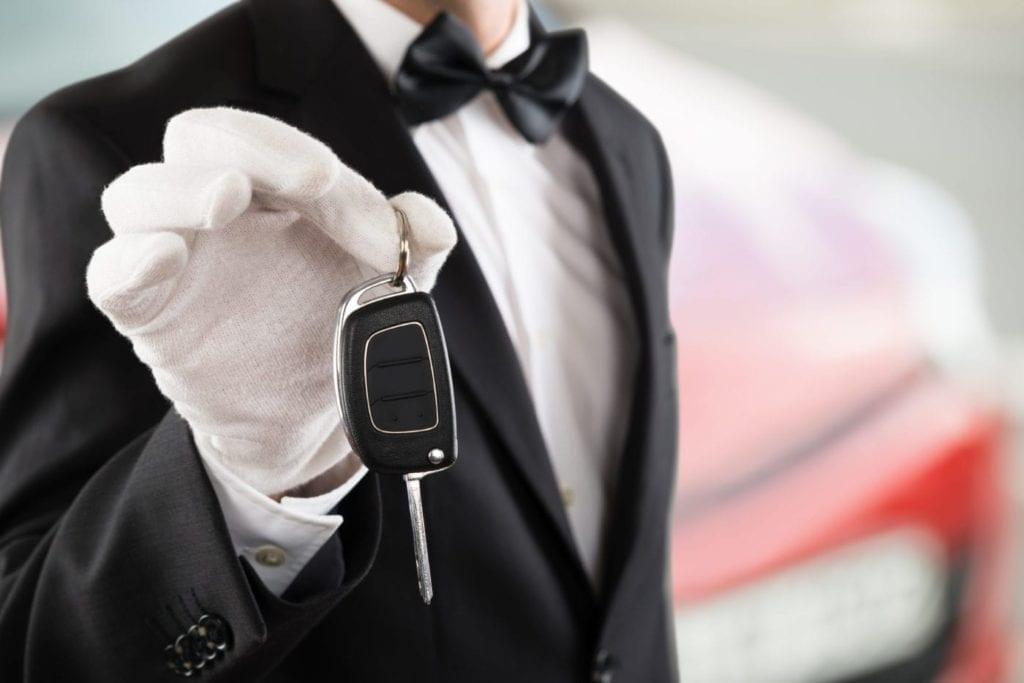 Valet Parking Equipment Rentals