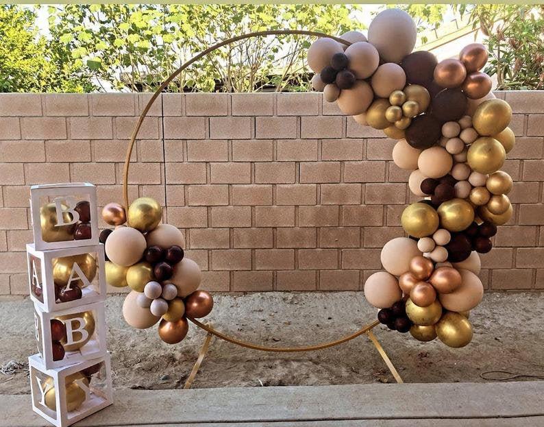 Gold Round Arch
