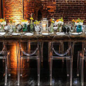 Clear Ghost Chair Rentals in Dallas Tx