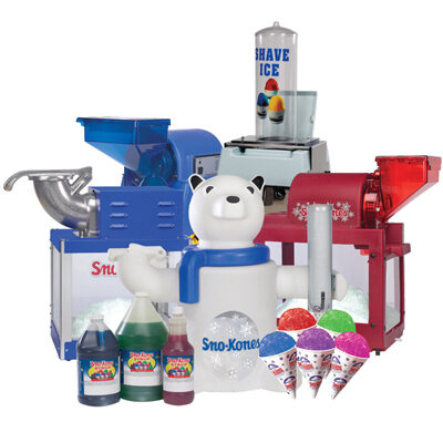 Dallas Concession Equipment Rentals