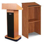 Dallas Podium and Lectern Rentlas