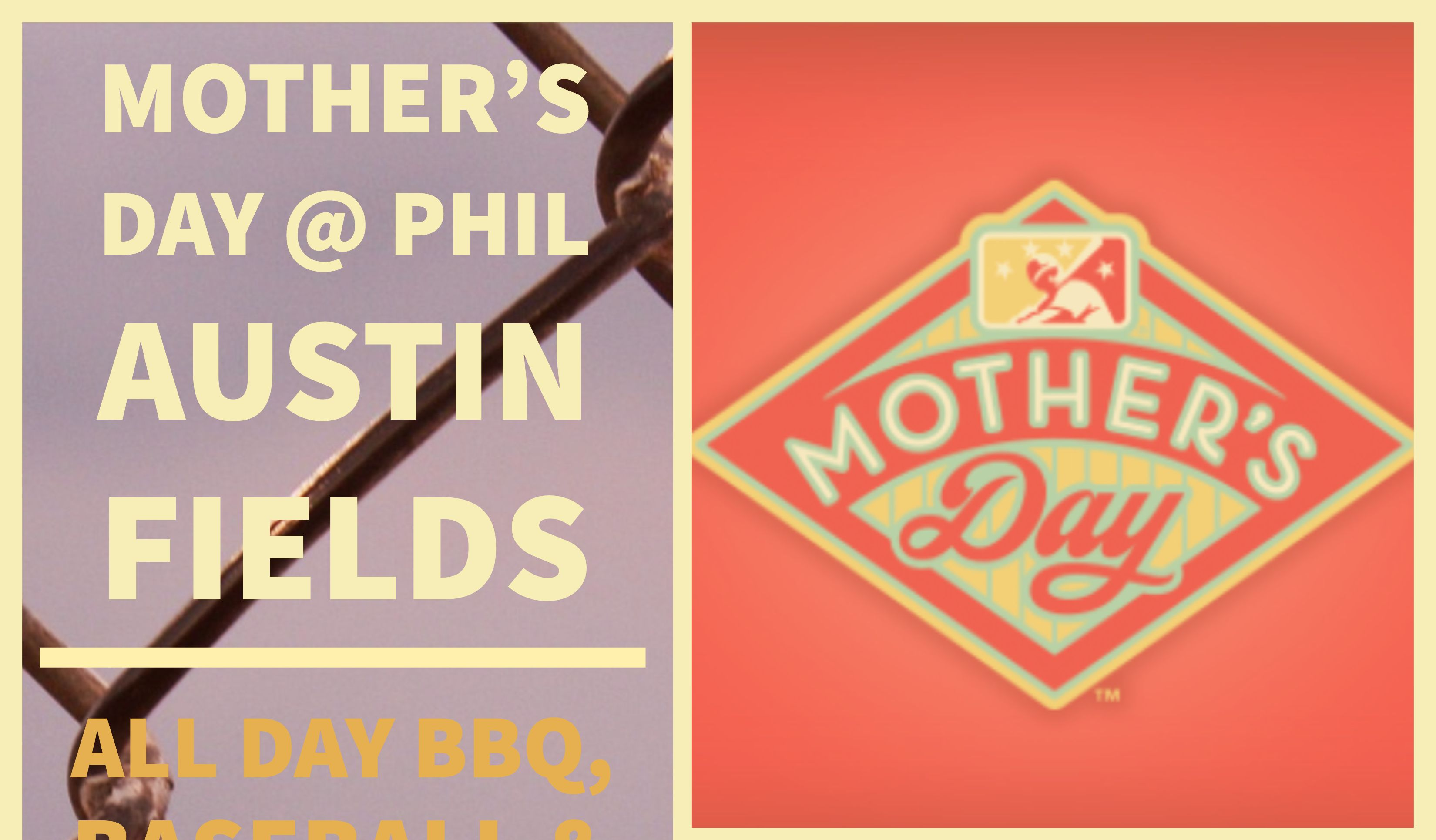Mother's Day @ Phil Austin