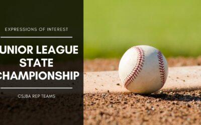 EOI: Junior League State Championship