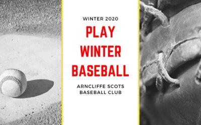 Winter Registration Open