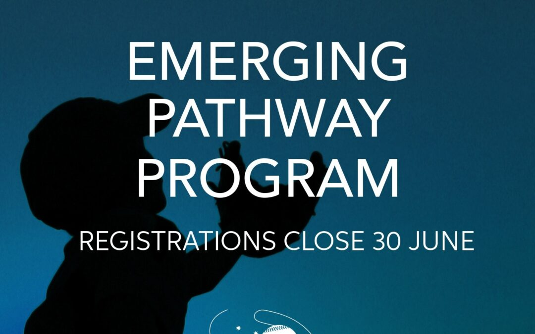 2020 Emerging Pathway Program