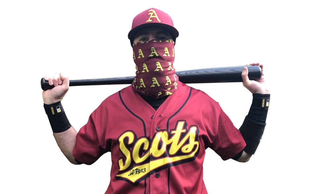 Limited Edition Scots Face Shield