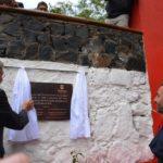 Rehabilitación del mirador estribo chico, inaugurada por Víctor Báez y Cuauhtémoc Cárdenas - Pátzcuaro Noticias