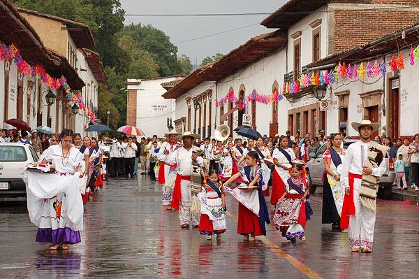Corpus Christi Pátzcuaro
