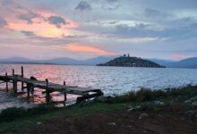 El origen del lago de Pátzcuaro según la leyenda 2