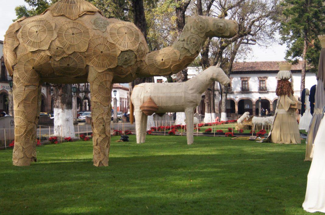Nacimiento Monumental de Pátzcuaro 2019
