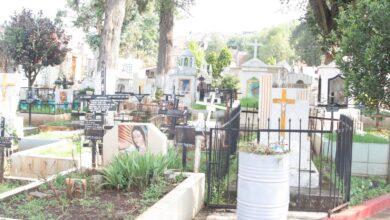 En Quiroga abrieron el panteón municipal en 10 de Mayo
