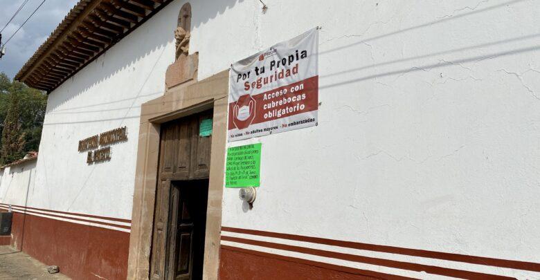 Cementerios de Pátzcuaro permanecerán cerrados los días 19, 20 y 21 de junio