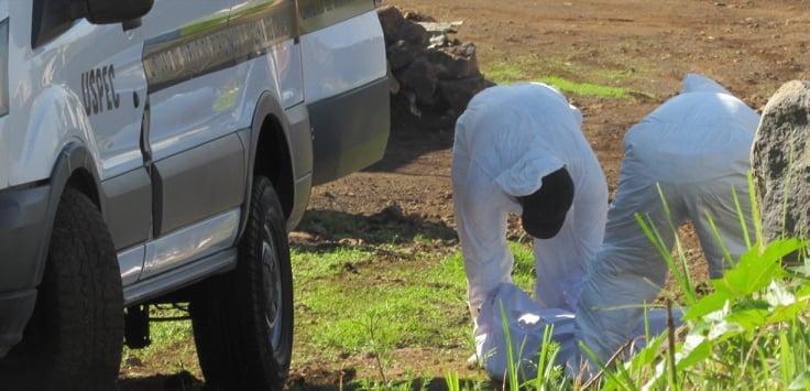 Hallan en Pátzcuaro a hombre ejecutado a la orilla de la carretera