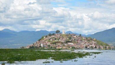 El Lago de Pátzcuaro respira; sube el nivel de agua