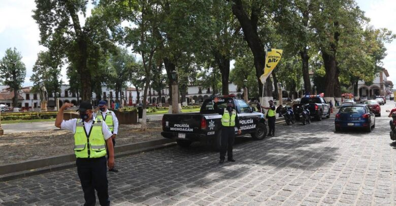 Pátzcuaro, Morelia, Uruapan y Lázaro Cárdenas pasan a Bandera Amarilla