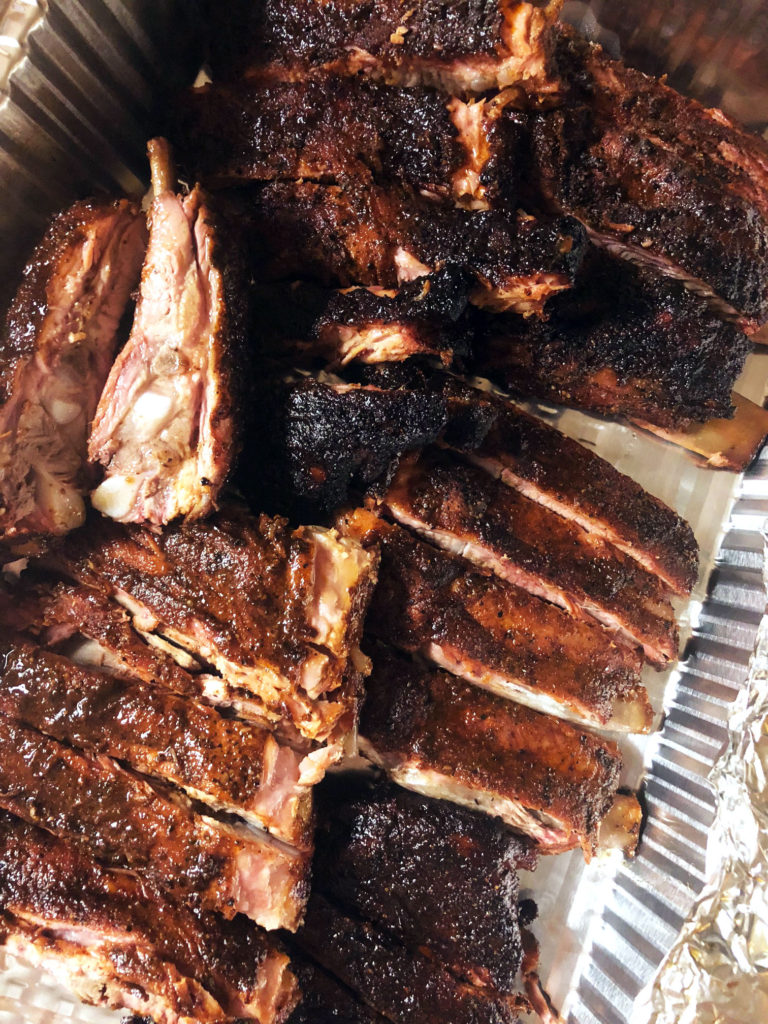 Food gallery, Choo Chew BBQ, Pork Ribs