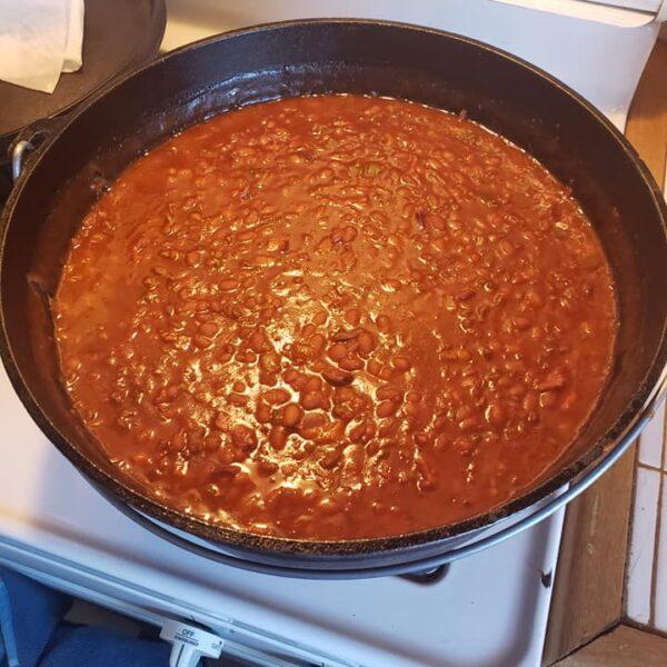 BBQ Beans, Quart