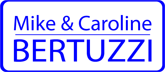 Mike and Caroline Bertuzzi