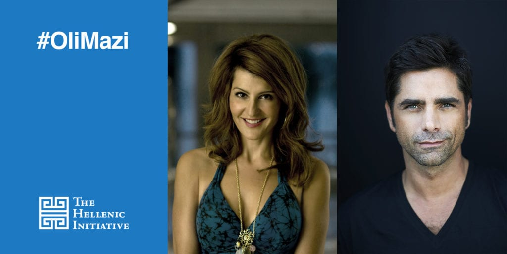 The Hellenic Initiative (THI) Partners With Actors Nia Vardalos, John Stamos; Launch Online Campaign To Help Rebuild Greek Orphanage Razed by Summer Wildfires