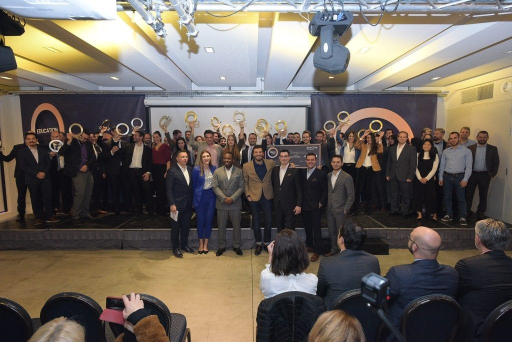 Envolve Award Greece 2018 Winners Announced