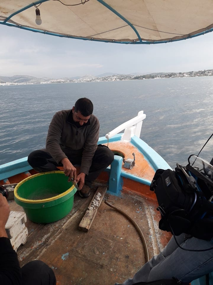 First Professional Fishing School in Greece Supported by $20,000 Grant From The Hellenic Initiative