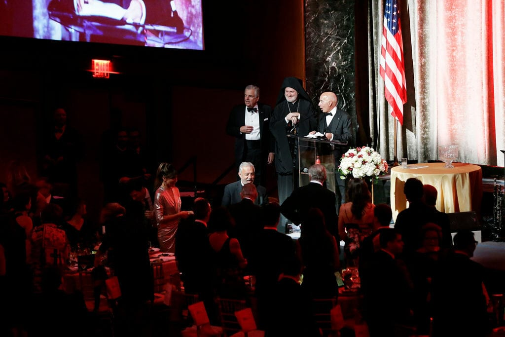 The Hellenic Initiative's 7th Annual Gala Raises More Than $2.3 Million Buoyed by Enthusiastic Response from the Greek Diaspora