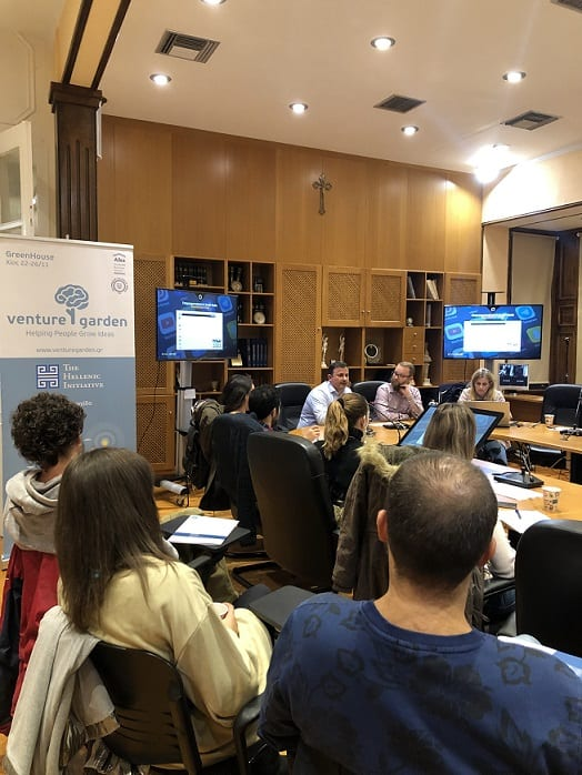 The Hellenic Initiative – THI Grant Energizes Chios' Entrepreneurship Community
