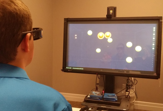 Vision Therapy Open House