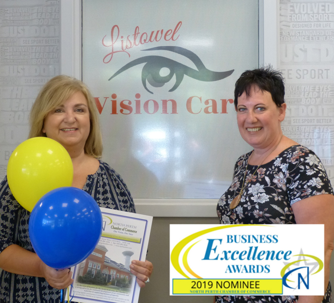 Nominated for North Perth Chamber of Commerce 2019 Business Excellence Award
