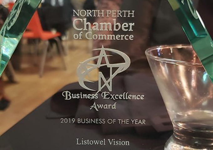 We're 2019 Business of the Year!