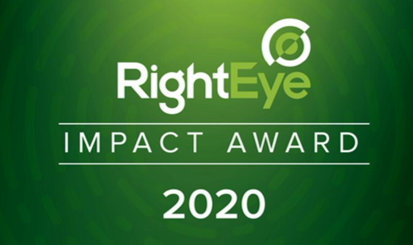 2020 RightEye Impact Award Finalist