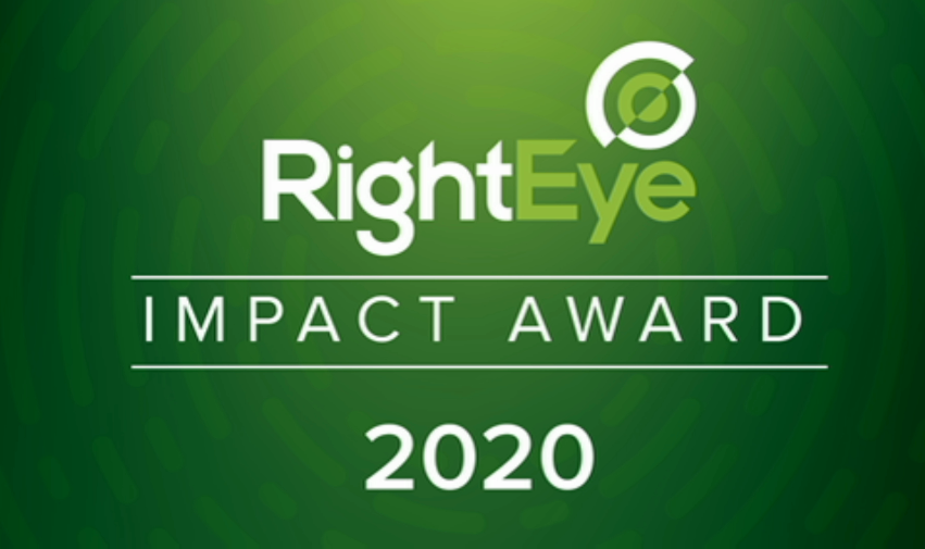 2020 RightEye Impact Award Finalist