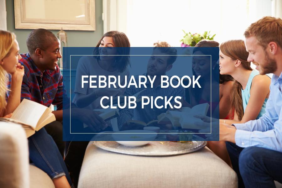 Nurse Focus February Book Club