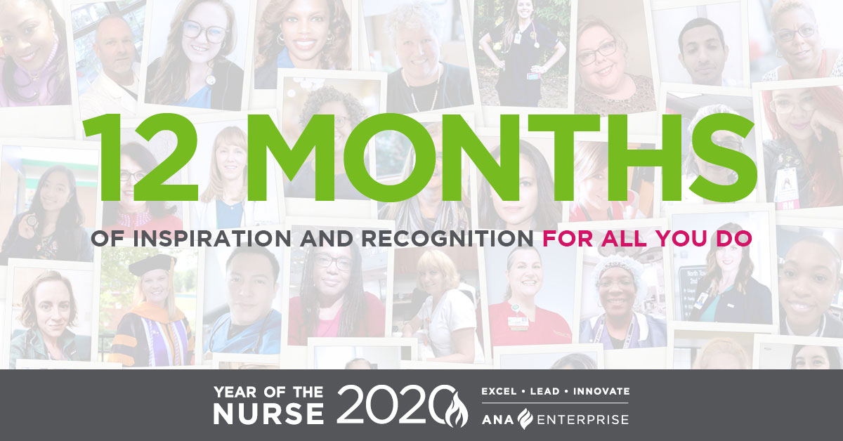 12 Months of inspiration and recognition for all you do