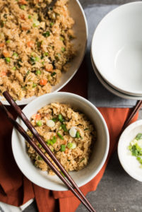 Cauliflower Fried Rice-5