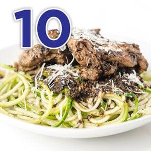 10 Meal Plan
