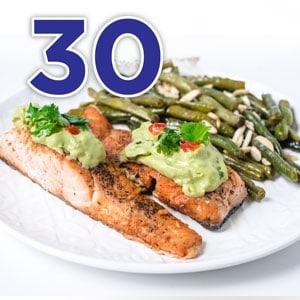 30 Meal Plan