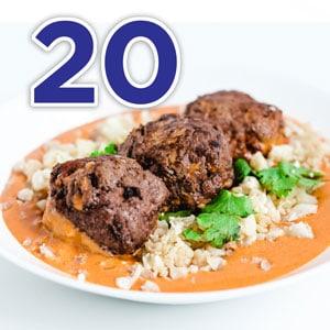 20 Meal Plan