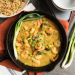 thai curry with shrimp