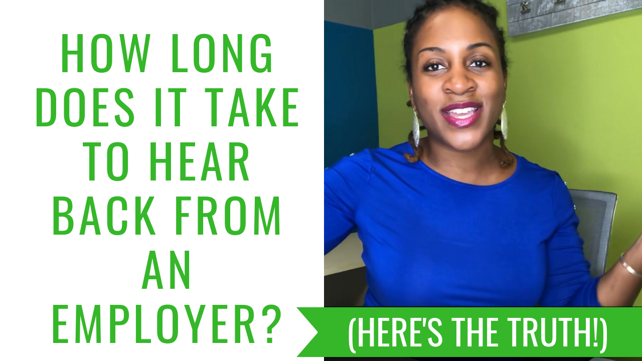 How Long Does It Take To Hear Back From An Employer