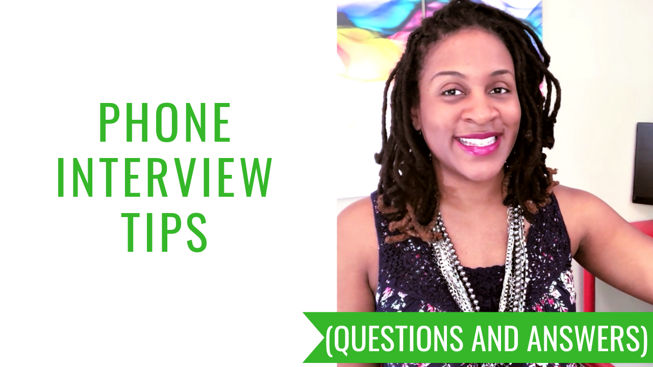 How To Prepare for Phone Interviews