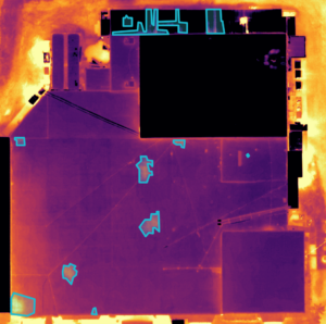 Thermal Commercial Roof Inspections Tampa Bay