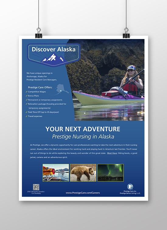 Alaska Nurse Recruitment Campaign