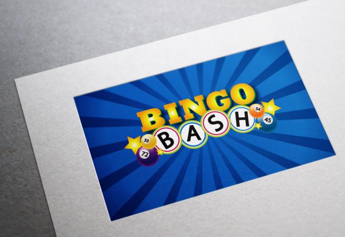 Event branding Bingo Bash insignia