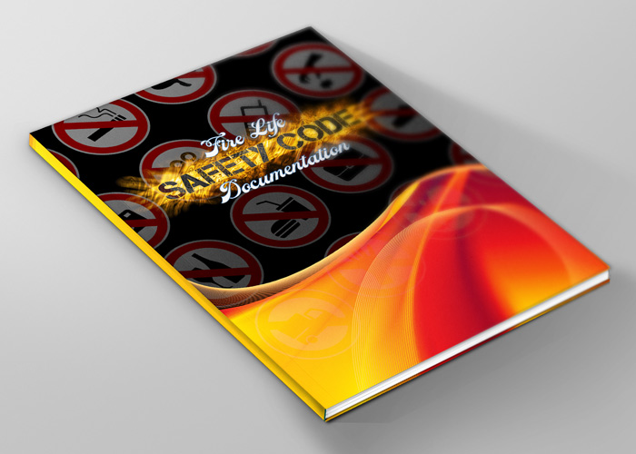 Book Cover Fire Safety