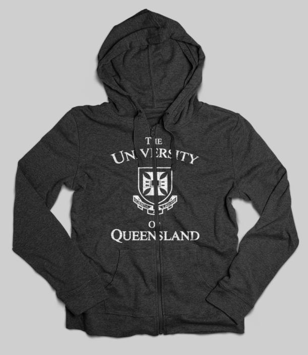 Branded Hoodie featuring University Brand